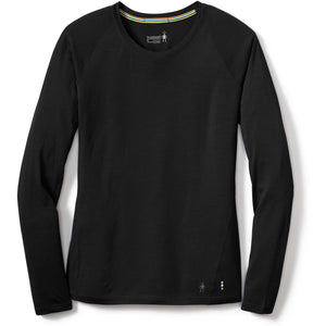 Women's Merino 150 Base Layer Long Sleeve-Smartwool-Black-XS-Uncle Dan's, Rock/Creek, and Gearhead Outfitters