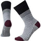 Women's Popcorn Cable Socks-Smartwool-Black-L-Uncle Dan's, Rock/Creek, and Gearhead Outfitters