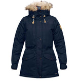 Women's Singi Down Jacket-Fjallraven-Dark Navy-L-Uncle Dan's, Rock/Creek, and Gearhead Outfitters