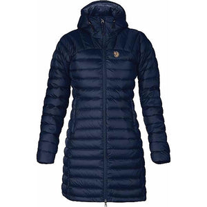Women's Snow Flake Parka-Fjallraven-Dark Navy-L-Uncle Dan's, Rock/Creek, and Gearhead Outfitters