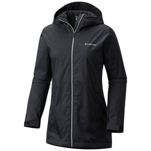 Women's Switchback Lined Long Jacket-Columbia-Black-L-Uncle Dan's, Rock/Creek, and Gearhead Outfitters