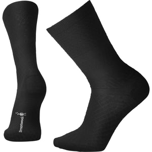Women's Texture Crew Socks-Smartwool-Black-S-Uncle Dan's, Rock/Creek, and Gearhead Outfitters