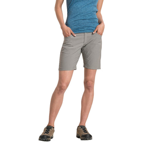 "Women's Trekr Short 8""-Kuhl-Stone-0-Uncle Dan's, Rock/Creek, and Gearhead Outfitters"