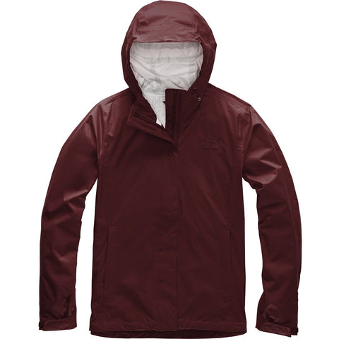 Women's Venture 2 Jacket - Clearance-The North Face-Deep Garnet Red-XS-Uncle Dan's, Rock/Creek, and Gearhead Outfitters
