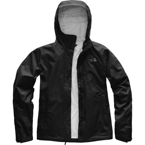 Women's Venture 2 Rain Jacket-The North Face-TNF Black-XS-Uncle Dan's, Rock/Creek, and Gearhead Outfitters