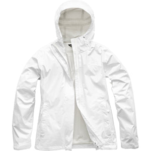 Women's Venture 2 Rain Jacket-The North Face-TNF White TNF White-XS-Uncle Dan's, Rock/Creek, and Gearhead Outfitters
