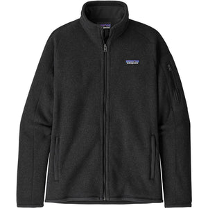 Women's Better Sweater Jacket-Patagonia-Black-XS-Uncle Dan's, Rock/Creek, and Gearhead Outfitters
