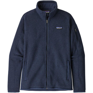 Women's Better Sweater Jacket-Patagonia-New Navy-L-Uncle Dan's, Rock/Creek, and Gearhead Outfitters