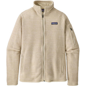 Women's Better Sweater Jacket-Patagonia-Oyster White-L-Uncle Dan's, Rock/Creek, and Gearhead Outfitters