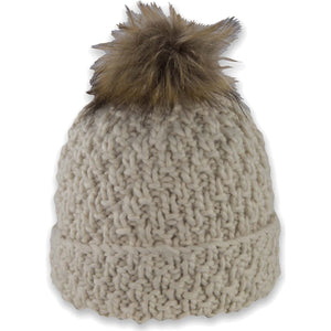 Women's Diva Beanie-Pistil-Bone-Uncle Dan's, Rock/Creek, and Gearhead Outfitters