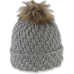 Women's Diva Beanie-Pistil-Gray-Uncle Dan's, Rock/Creek, and Gearhead Outfitters