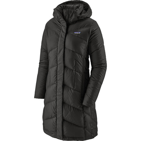 Women's Down With It Parka-Patagonia-Black-L-Uncle Dan's, Rock/Creek, and Gearhead Outfitters