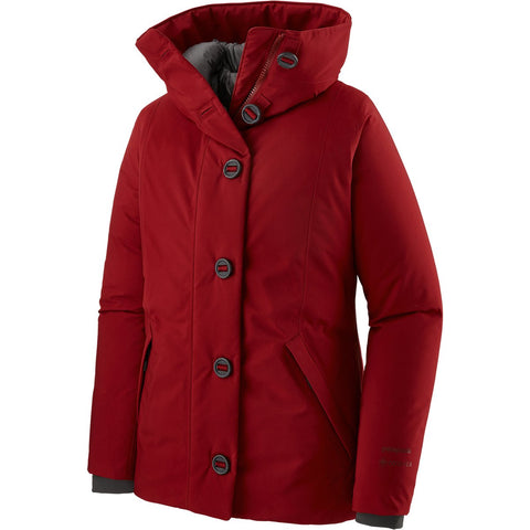 Women's Frozen Range Jacket-Patagonia-Molten Lava-L-Uncle Dan's, Rock/Creek, and Gearhead Outfitters