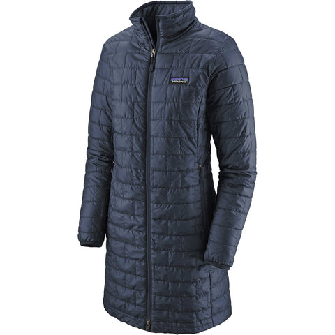 Women's Nano Puff Parka-Patagonia-New Navy-L-Uncle Dan's, Rock/Creek, and Gearhead Outfitters