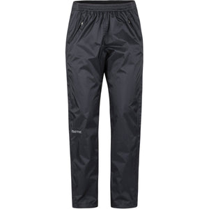 Women's PreCip Eco Full Zip Pants-Marmot-Black-L R-Uncle Dan's, Rock/Creek, and Gearhead Outfitters