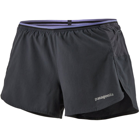 Women's Strider Pro Shorts - 3 in.-Patagonia-Smolder Blue-L-Uncle Dan's, Rock/Creek, and Gearhead Outfitters