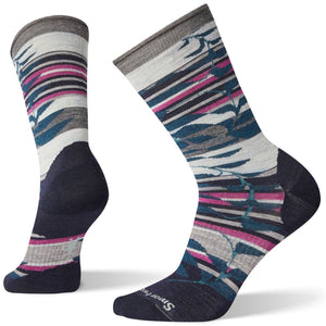 Women's Non Binding Pressure Free Palm Crew Socks-Smartwool-Deep Navy-M-Uncle Dan's, Rock/Creek, and Gearhead Outfitters