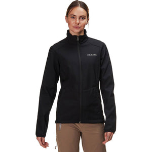 Women's Kruser Ridge II Plush Softshell Jacket-Columbia-Black-L-Uncle Dan's, Rock/Creek, and Gearhead Outfitters