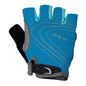 Women's Axiom Gloves-Northwest River Supplies-Azul-L-Uncle Dan's, Rock/Creek, and Gearhead Outfitters