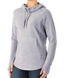 Women's Bamboo Fleece Pullover Hoody