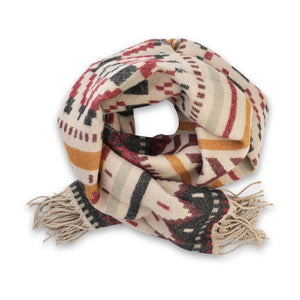 Women's Bray Scarf-Pistil-Natural-Uncle Dan's, Rock/Creek, and Gearhead Outfitters