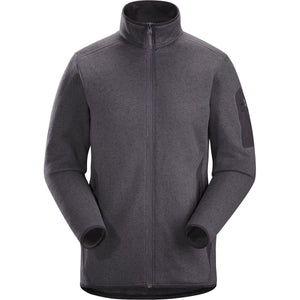 Women's Covert Cardigan-Arc'teryx-Whiskey Jack Heather-XS-Uncle Dan's, Rock/Creek, and Gearhead Outfitters
