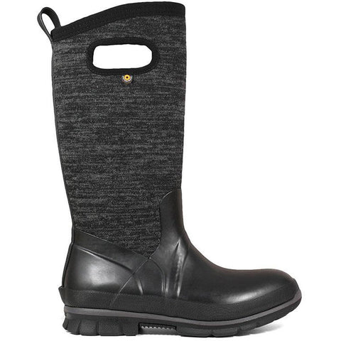 Women's Crandall Tall Knit-Bogs-Black Multi-6-Uncle Dan's, Rock/Creek, and Gearhead Outfitters