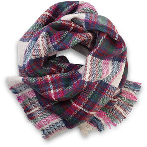 Women's Ellie Scarf-Pistil-Fuschia-Uncle Dan's, Rock/Creek, and Gearhead Outfitters