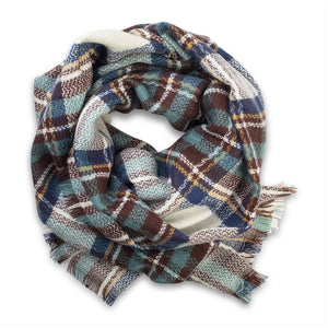 Women's Ellie Scarf-Pistil-Indigo-Uncle Dan's, Rock/Creek, and Gearhead Outfitters