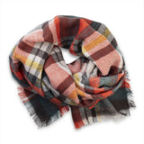 Women's Ellie Scarf-Pistil-Poppy Orange-Uncle Dan's, Rock/Creek, and Gearhead Outfitters