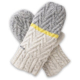 Women's Estes Mitten-Pistil-Ivory-Uncle Dan's, Rock/Creek, and Gearhead Outfitters
