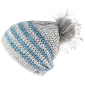 Women's Gracie Slouchy Beanie-Pistil-Dove-Uncle Dan's, Rock/Creek, and Gearhead Outfitters