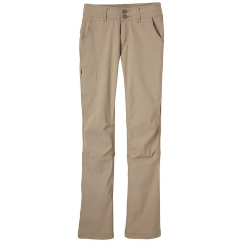 Women's Halle Pant - Short Inseam-prAna-Moonrock-0-Uncle Dan's, Rock/Creek, and Gearhead Outfitters