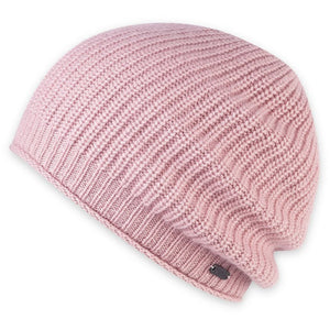 Women's Margot Slouchy Beanie-Pistil-Blush-Uncle Dan's, Rock/Creek, and Gearhead Outfitters