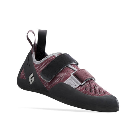 Women's Momentum Climbing Shoes-Black Diamond-Merlot-10-Uncle Dan's, Rock/Creek, and Gearhead Outfitters