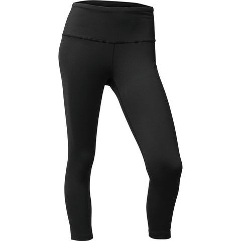 Women's Motivation High-Rise Crop-The North Face-TNF Black-XS-Uncle Dan's, Rock/Creek, and Gearhead Outfitters