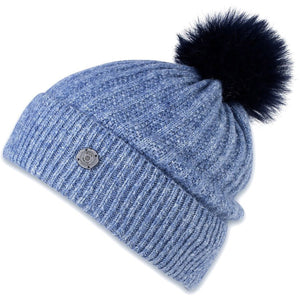 Women's Piper Slouchy Beanie-Pistil-Denim-Uncle Dan's, Rock/Creek, and Gearhead Outfitters