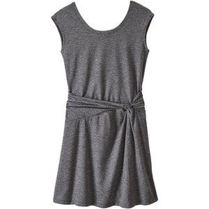 Women's Seabrook Twist Dress-Patagonia-Drifter Grey-L-Uncle Dan's, Rock/Creek, and Gearhead Outfitters