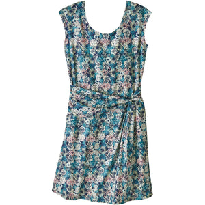 Women's Seabrook Twist Dress-Patagonia-Furnai Floral New Navy-L-Uncle Dan's, Rock/Creek, and Gearhead Outfitters