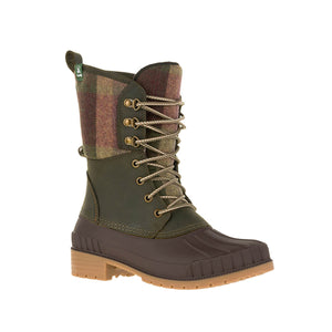 Women's Sienna 2-Kamik-Khaki-5-Uncle Dan's, Rock/Creek, and Gearhead Outfitters