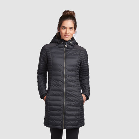 Women's Spyfire Parka-KUHL-Raven-XS-Uncle Dan's, Rock/Creek, and Gearhead Outfitters