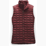 Women's Thermoball Eco Vest - Clearance-The North Face-Deep Garnet Red Matte-XS-Uncle Dan's, Rock/Creek, and Gearhead Outfitters