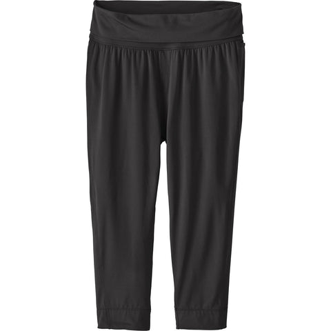 Women's Trail Beta Capris - Clearance-Patagonia-Black-S-Uncle Dan's, Rock/Creek, and Gearhead Outfitters