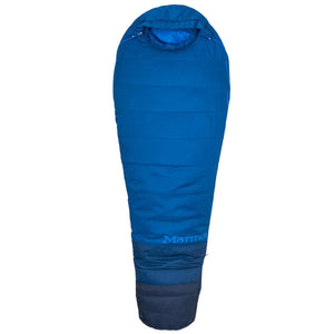 Women's Trestles 15 Sleeping Bag - Long-Marmot-French Blue Harbor Blue-L LH-Uncle Dan's, Rock/Creek, and Gearhead Outfitters