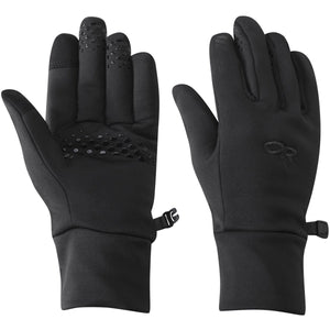 Women's Vigor Heavyweight Sensor Gloves-Outdoor Research-Black-S-Uncle Dan's, Rock/Creek, and Gearhead Outfitters