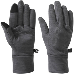 Women's Vigor Heavyweight Sensor Gloves-Outdoor Research-Charcoal Heather-S-Uncle Dan's, Rock/Creek, and Gearhead Outfitters