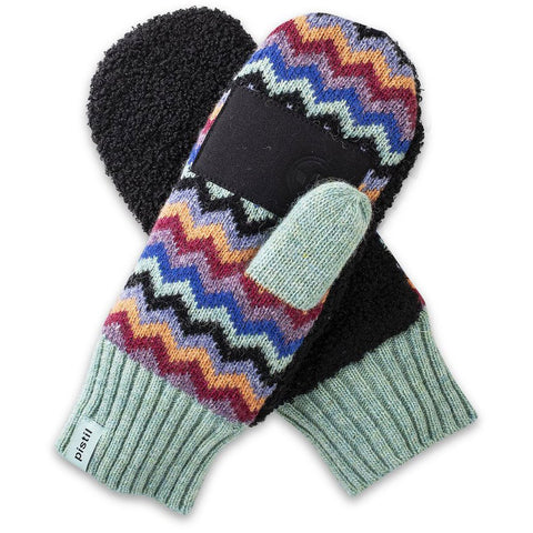 Women's Zandra Mitten-Pistil-Black-Uncle Dan's, Rock/Creek, and Gearhead Outfitters