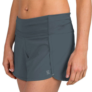 Free Fly Women's Bamboo Lined Breeze Shorts-WBS_Blue Dusk