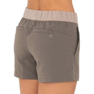 Free Fly Women's Hydro Short-WHS_Anchor Grey