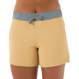 Free Fly Women's Hydro Short-WHS_Sunburst